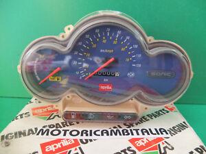 APRILIA Sonic 50 air cruscotto CONTACHILOMETRI SPEEDOMETER dashboard