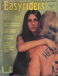 1978-January-Easyriders-Vintage-Motorcycle-Magazine-w-David-Mann-Poster