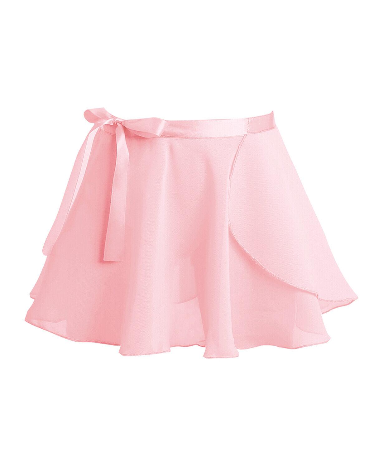 Kids Girls 2PCS Ballet Dance Outfits Tutu Dress Gymnastics Ballerina Leotard