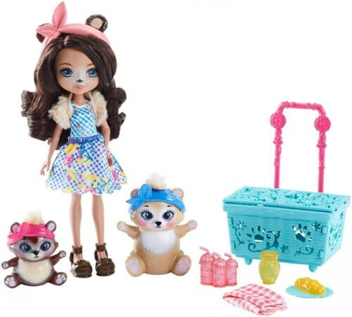 Toys For Girls Kids Picnic Doll Paws Playset for 3 4 5 6 7 8 9 10 Years Olds Age