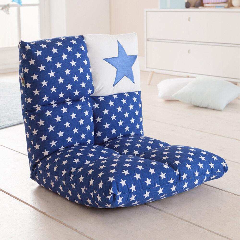 Howa 2 en 1 sillón niños + tumbona de posiciones niños-Lehne 6 posiciones de 8600 72186b