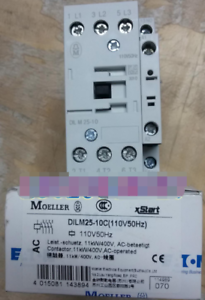 A0  1PC  NEW   EATON  MOELLER  DILM25-10C  110V  50Hz  free shipping