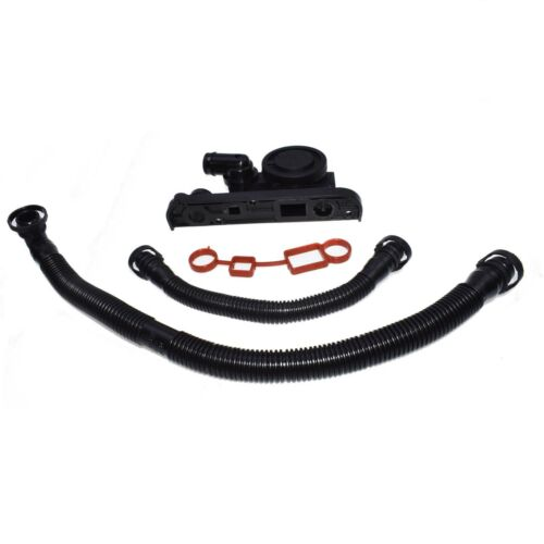 PCV Crankcase Vent Valve Hose Kit for VW Jetta Passat Audi A3 A4 06F129101N New