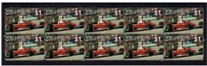 NIKI-LAUDA-F1-LEGEND-STRIP-OF-10-MINT-VIGNETTE-STAMPS-FERRARI-1