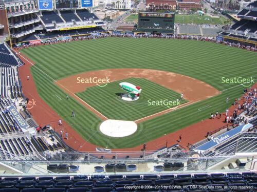 1-2 Washington Nationals @ San Diego Padres 2019 Tickets 6/7/19 Sec 301 Row 9!