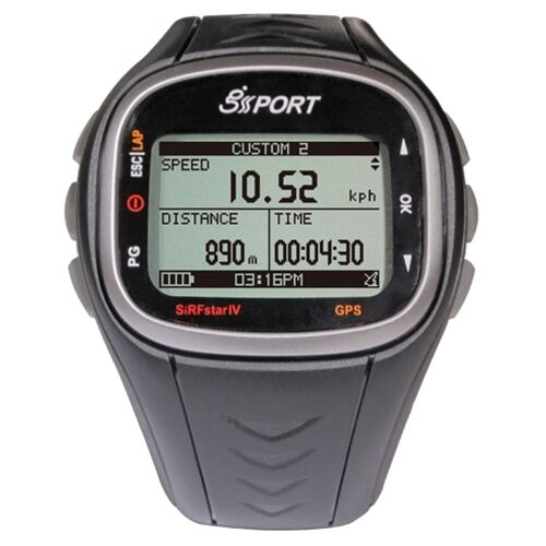 GlobalSat GH-625XT GPS Running Biking Training GS-Sport Watch Heart Rate Monitor