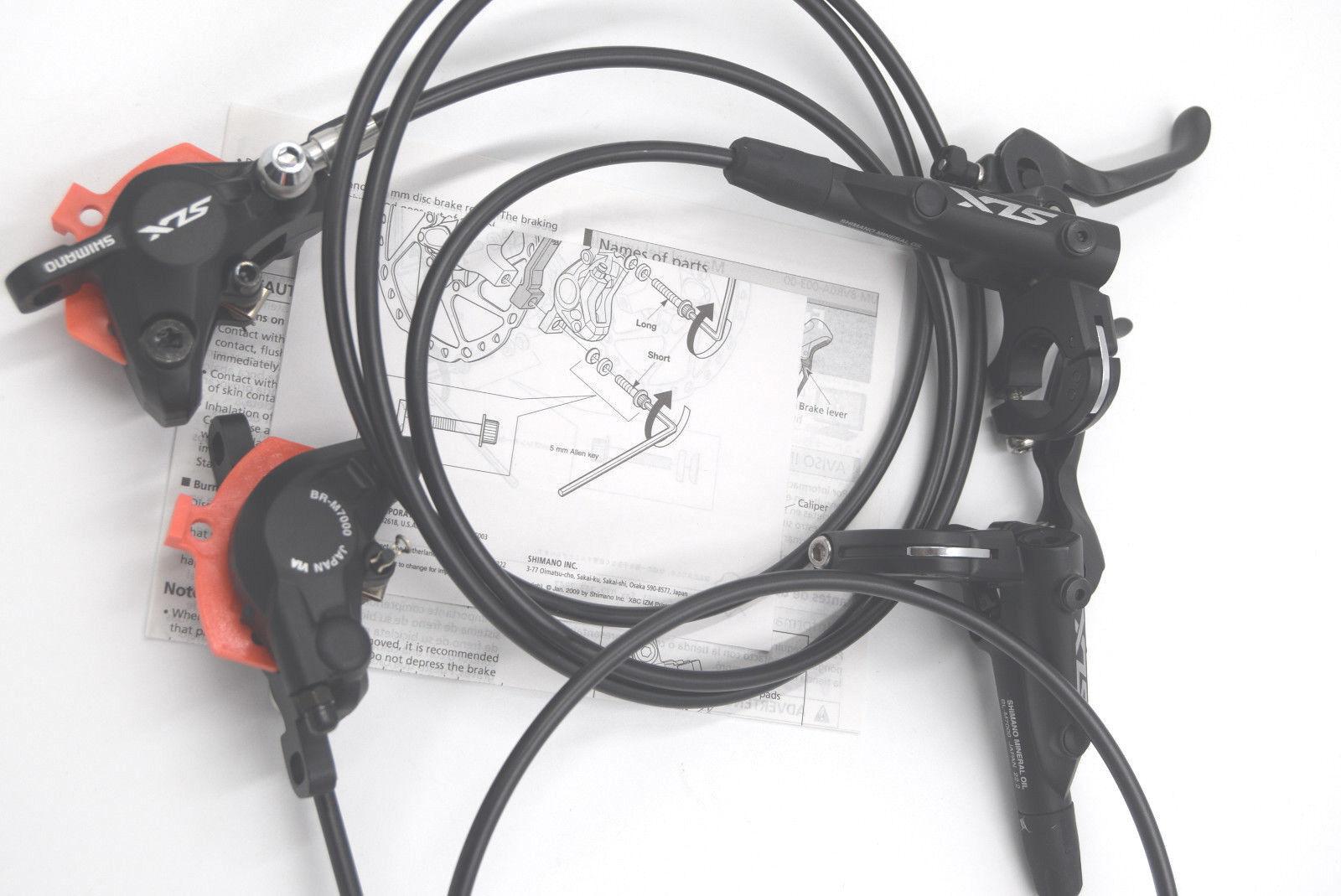 Shimano SLX Scheibenbremsen Set BL-M7000   BR-M7000