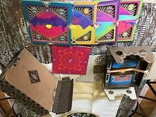 Grateful Dead Get Shown The Light LIMITED EDITION Box Set -Tested- *READ*