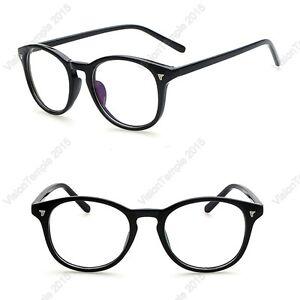377ac24a619 Image is loading Designer-Trendy-Glasses-Plastic-Frames-Eyewear-Specatcle- Eyeglasses-