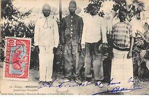 Kongo-Franzoesisch-Nr-51097-Brazzaville-Jungen-Congolais-belle-Goodfellas