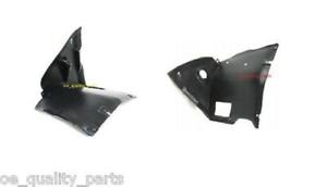 BMW E46 Front Left Right Wheel Arch Liner Side Inner Splash Guard Fender Shield