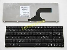AZERTY Belgian Keyboard for Asus K55DE K55DR X54C X54H X54HR X54L F55A F55C F55U