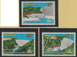 85-MALAYSIA-1979-HYDRO-ELECTRIC-POWER-STATION-TEMENGOR-SET-FRESH-MNH-CAT-RM13-5