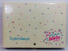 VTG 80'S 90'S EL GRECO BIBI-BO BIBI BO MY BIJOUX CASE SET JEWELLERY NEW SEALED
