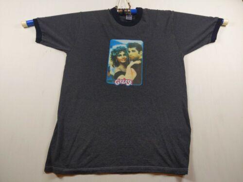 Vintage Grease Movie T-shirt John Travolta Olivia