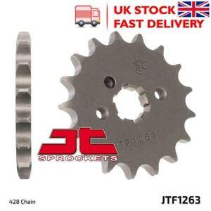 JT Sprockets JTF1263.14 14T Steel Front Sprocket