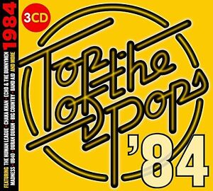 TOP-OF-THE-POPS-1984-3-CD-SET-Gift-Idea-Human-League-Madness-UB40-Duran-Duran