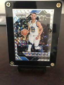 Panini-Prizm-Mosiac-Stephen-Curry-Base-Silver-Warriors-16-17-MVP