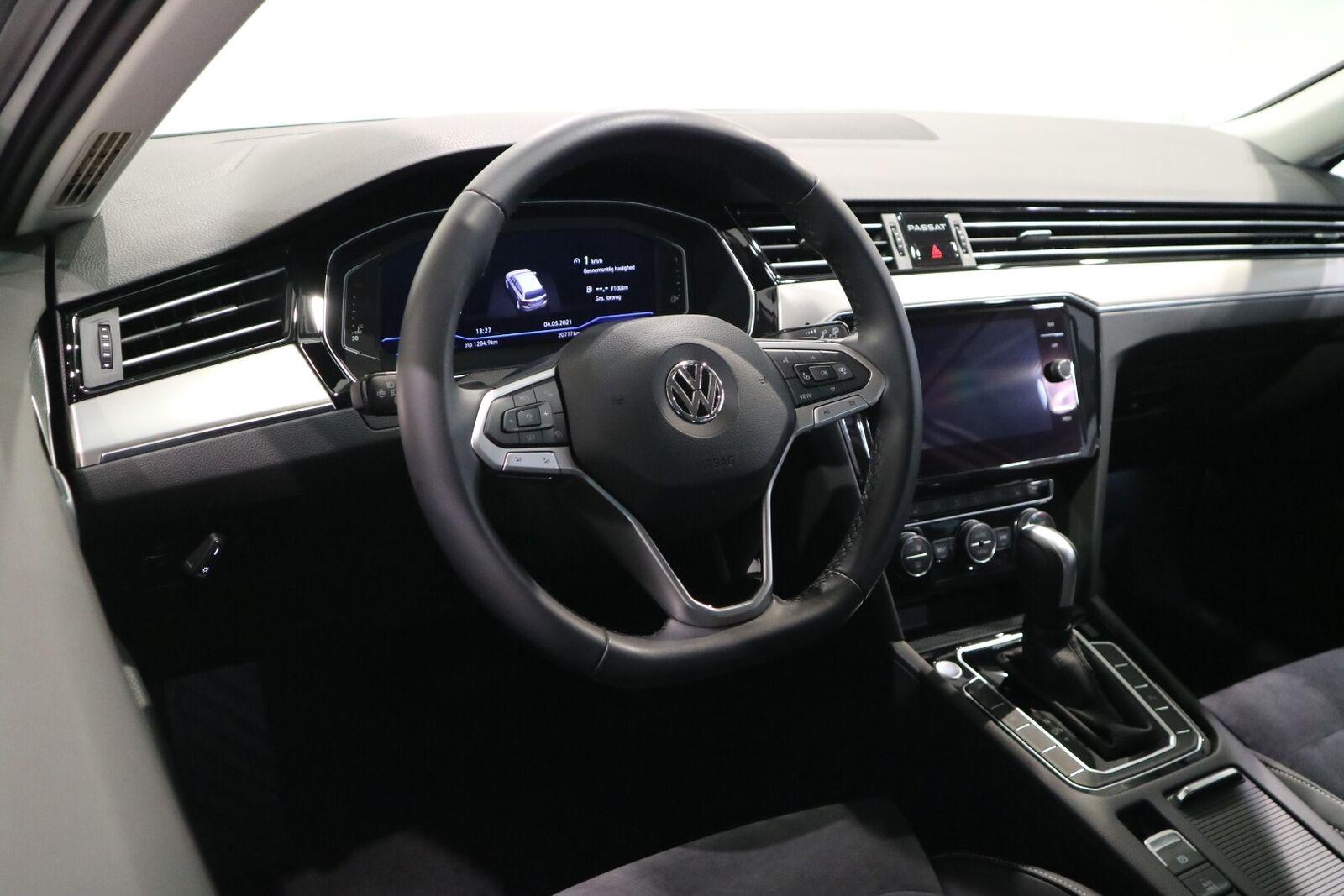VW Passat 1,5 TSi 150 Elegance+ Variant DSG - billede 12