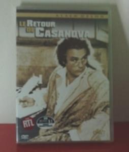 DVD-Le-Retour-de-Casanova-NEUF