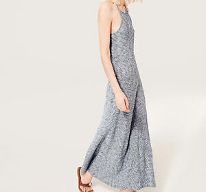 Blueberry maxi dress