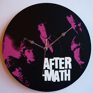 The-Rolling-Stones-Aftermath-1966-12-034-Vinyl-Record-Clock-jagger-richards