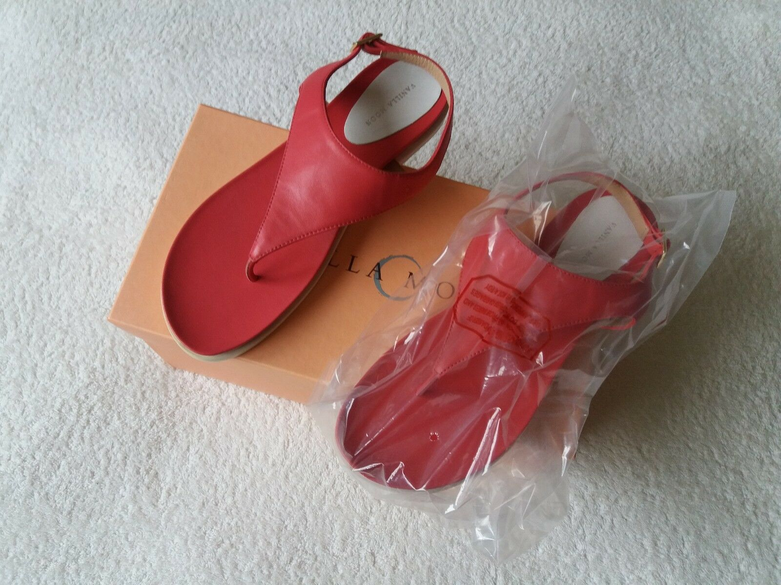 Brand New Women's Vanilla Moon Sandals EU Size 38