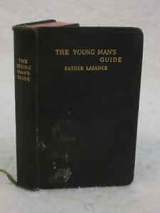 Rev-Lasance-THE-YOUNG-MAN-039-S-GUIDE-Catholic-1938-Benziger-Brothers-NY