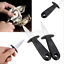 Utile 2pc Oyster coquillages Ouvreur Clam shucker Shell en acier inoxydable lame US