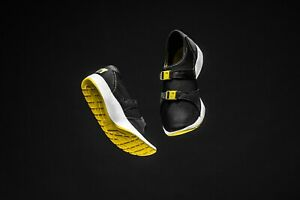 Nike-Air-Men-039-s-Shoes-Size-8-5-Sockracer-OG-Trainers-Black-Yellow