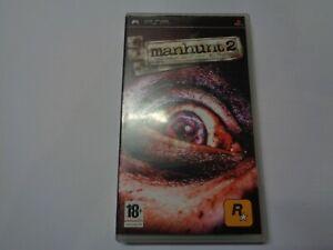 JEUX VIDEO - SONY - PSP - MANHUNT 2