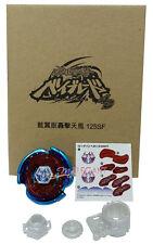 TAKARA TOMY Beyblade WBBA Limited Edition Big Bang Pegasis 125SF Blue Wing