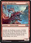 4 x Goblin Roughrider - M15 Magic 2015 Core Set - Common - Near Mint