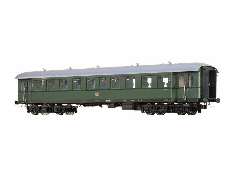 Brawa 46155 vehículos implicados b4ye-36 50 de la DB, III, pista h0