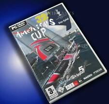 Virtual Skipper 5- America's Cup 32  für PC Deutsch Segel Simulation