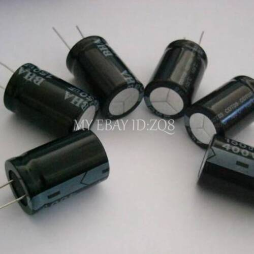 36PCS 10 Values 450V Electrolytic Capacitor Kit Set 2.2uF~47uF