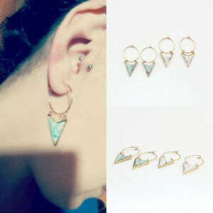 Geometric-Triangle-Personality-Retro-Gold-Plated-Asymmetrical-Dangle-Earring
