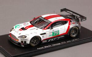 Aston Martin Vantage # 79 Le Mans 2011 1:43 Spark S2544