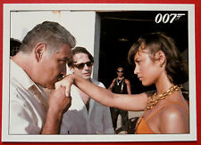 JAMES BOND - Quantum of Solace - Card #024 - Greene Introduces General Medrano