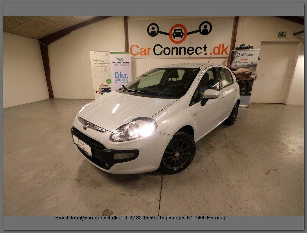 Fiat Punto Evo 1,4 Active 5d