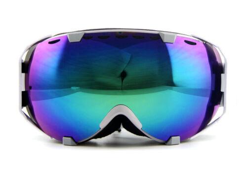 New Professional  Ski Snowboard Goggles Double Anti-fog Lens 4 Kinds Frame
