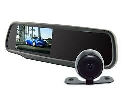 *SPECIAL* REVERSE CAMERA & REAR VIEW DISPLAY, QUANTUM, FORD RANGER, HILUX, FORTUNER