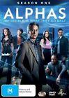 Alphas : Season 1 (DVD, 2013, 3-Disc Set)