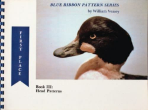Blue Ribbon Pattern Series : Head Patterns by William Veasey (1997, Paperback)