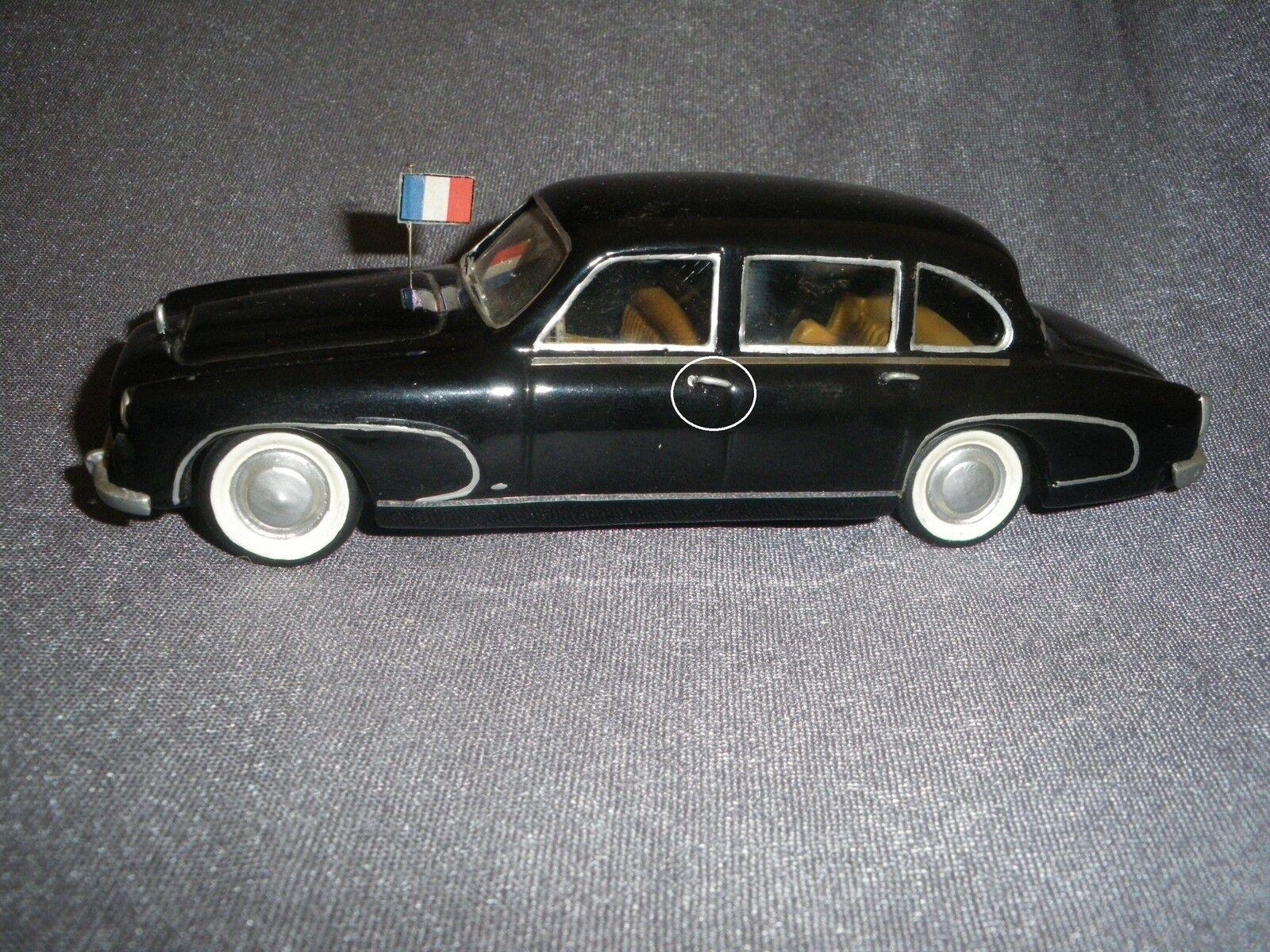 454B Rare STL Kit Citroën 15 Six H Franay Charbonneaux Coty RF Limousine 1 43