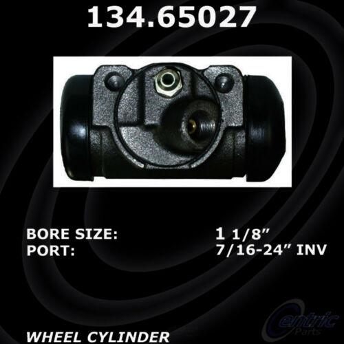 Drum Brake Wheel Cylinder-4WD Rear Right Centric 134.65027