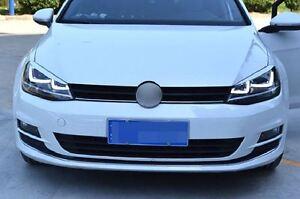 Boeser-Blick-Golf-7-VII-Tuning-Scheinwerferstreifen-weiss-fuer-VW