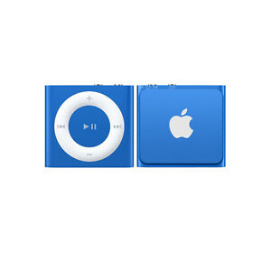 Apple-iPod-shuffle-4th-Generation-Blue-2GB-MKME2LL-A-NEW-SEALED