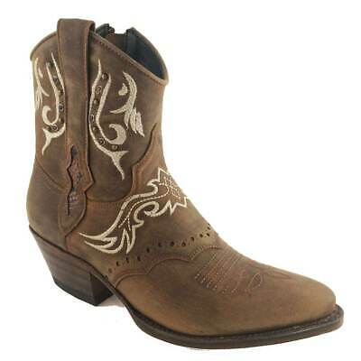 14459 Bottes Sendra boots western country FEMME | eBay