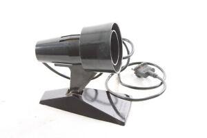 Alte Schreibtischlampe Bestrahlung Tischleuchte lampe old vintage Bakelit